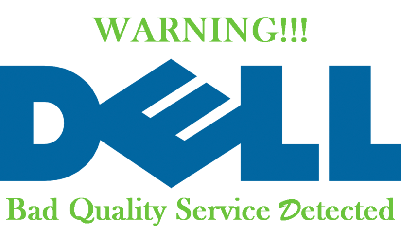 Dell is not great anymore or my story with Dell…
